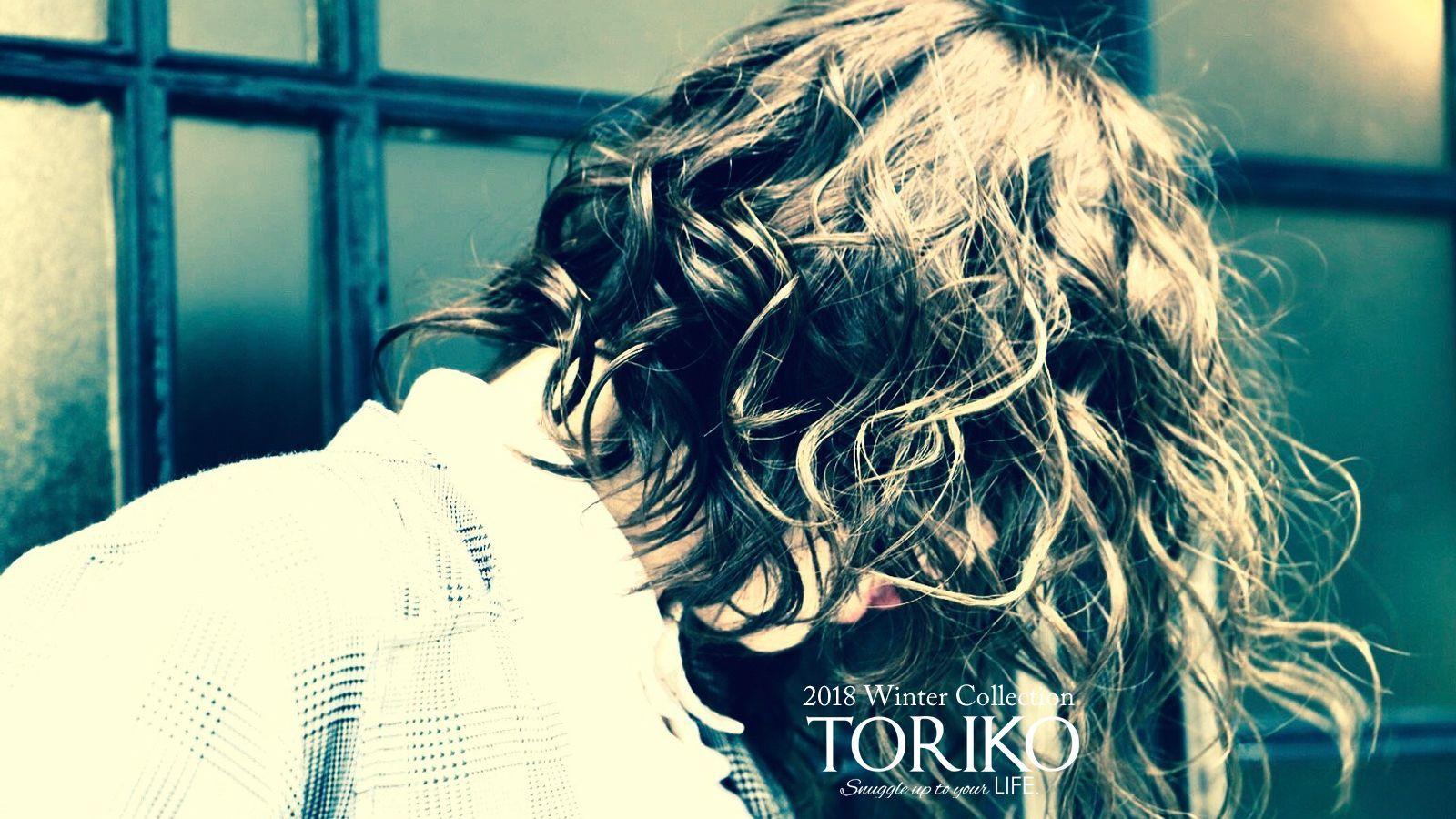 長崎市 美容室 TORIKO 2018 冬 イメージ